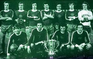 Az 1975/76 évi kupagyőztes csapat