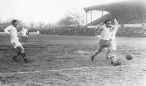 Friedmanszky gólt lő